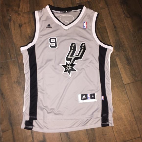 2c8475fee San Antonio Spurs tony Parker jersey adidas S